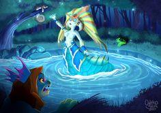 Dota 2, Defense Of The Ancients, Princess Zelda, Fictional Characters, Art, Art Background, Kunst, Performing Arts, Fantasy Characters