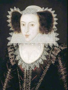 Lady Frances Sheffield (1586-1645) by Marcus Gheeraerts the Younger