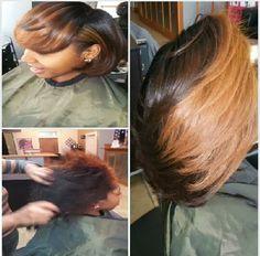 ))Natural Hair Glory