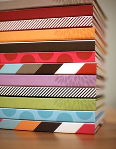 Paper Coterie...really cute website with low cost printed scrapbooks/cards/journals. etc.