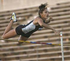 Alison Stokke - Jumping