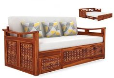 Stylish and Modern Sofa Cum bed in Bangalore