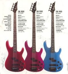 My next bass...
