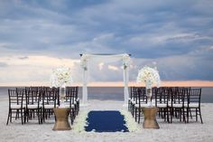 These are the skies that make your wedding pictures!! Only can be found on the West Coast of Florida! Here on our Private Island at Hyatt Regency Coconut Point Resort & Spa    Photography: Jamie Lee Photography - Jamieleephotography.com