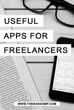 Useful apps for freelancers: http://therandomp.com/blog/useful-apps-for-freelancers