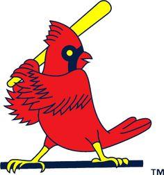 St Louis Cardinals Alternate Logo 1967 1997