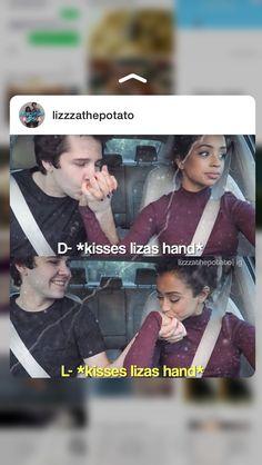Liza Koshy & David Dobrik