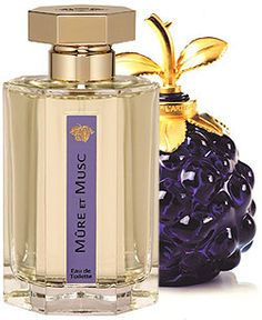 Mure et Musc, L'Artisan Parfumeur for women is a floral fruity fragrance for women. Mure et Musc was launched in 1978. The nose behind this fragrance is Jean-Francois Laporte. Top notes are amalfi lemon, orange, mandarin orange and basil; middle notes are blackberry and red berries; base notes are musk and oakmoss.