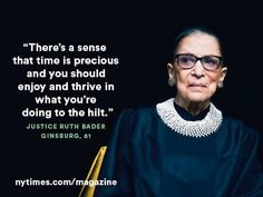 quotes for the faculty planner and student agenda Ruth Bader Ginsburg Zitate, Ruth Bader Ginsburg Quotes, Feel Good Quotes, Great Quotes, Student Agenda, Woman Quotes, Life Quotes, Inspirational Quotes For Teens, Motivational Quotes