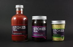 Made in small batches in the Suffolk countryside, Stokes is a range of sauces produced using the finest ingredients possible without compromise.