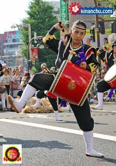 #新宿エイサーまつり  #okinawa #沖縄 #shinjuku #eisa #tokyo #okinanchu  @Shoryu_Mdaiko