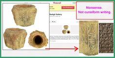 cuneiform Merian, Bookends, Writing, Decor, Decorating, Dekoration, Deco, Decorations, Deck