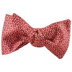 Bandari Bow Tie Culture Polka Dot Floral, vintage Japanese silk bow tie Silk Bow Ties, Bow Tie Wedding, Vintage Japanese, Pocket Square, Polka Dots, Culture, Floral, Pattern, Handmade