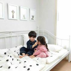 Sequel dari cerita Dijodohin ❌ Na Jaemin # Humor # amreading # books # wattpad Cute Asian Babies, Korean Babies, Asian Kids, Cute Babies, Cute Little Baby, Little Babies, Baby Kids, Twin Baby Boys, Ulzzang Kids