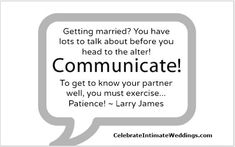 Marry You, Getting To Know You, You Must, Larry, Patience, Wedding Blog, Getting Married, Knowing You, Exercise