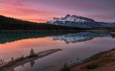 Mount Rundle - Banff National Park