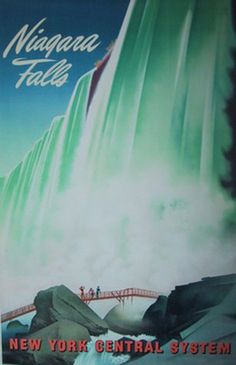 niagara falls. 1930.