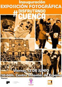 Exposición Disfrutando Cuenca