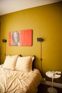 Red edition - Sabrina Ficarra & Cyril Laborde Paris apartment - The socialite family