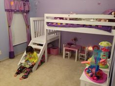 diy loft bed   Loft bed   Do It Yourself Home Projects from Ana White
