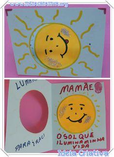 Ideia Criativa - Gi Barbosa Educação Infantil: Plano de Aula O Astro Rei Sol e Dia das Mães