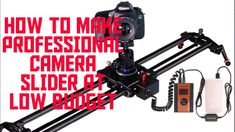 in this video we are going to make super-smooth camera slider so that we can pull off some awesome cinematic moves.built out of standard copper piping,it is . Camera Slider, Purchase Agreement, Professional Camera, Telescope, Sliders, How To Make, Diy, Bricolage, Professional Cameras