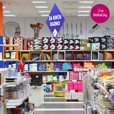 Delta City :: #DOM #Kips #homebase #store #DeltaCity #Podgorica #Montenegro
