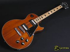 1976 Ibanez Les Paul Modell 2393 - Natural