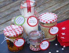 _Walnuss-Bier-Brot-Backmischung _Ananas-Carpaccio mit weißem Glühweinsirup _Weihnachts-Couscous _Weihnachts-Früchte-Tee