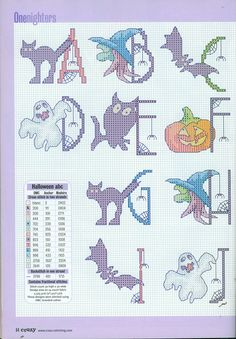 Gallery.ru / Photo # 35 - Cross Stitch Crazy № 64 October 2004 - 19Edinorog87