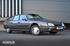 1987 Citroen CX 25 GTi Turbo 2