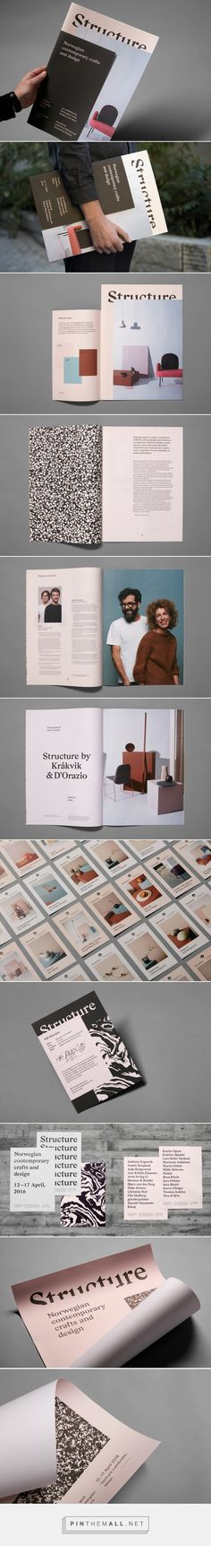 New Brand Identity for Norwegian Structure by Bielke & Yang