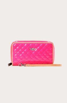 Consuela Wallet Valentina Pink