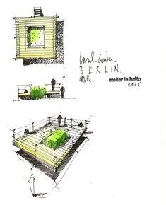 garden island // atelier le balto