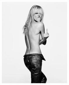 Heidi Klum by Rankin .. www.fashion.net