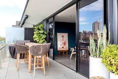 Contemporary Urban Dwelling by Stephen Collins Interior Design