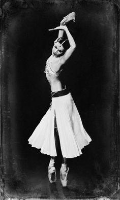 Alina Somova, Nikiya, La Bayadere, Mariinsky Ballet.