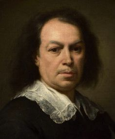 1/1- Birthday of Bartolomé Esteban Murillo, Spanish Baroque painter,1614-1682. Self portrait.