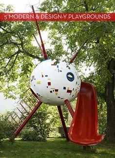 playground at MOMA NYC!