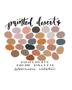 Excited to share this item from my shop: Painted Desert / Autumn / Fall / Procreate color palette / Procreate swatches Color Palette For Home, Neutral Colour Palette, Warm Colors, Neutral Colors, Autumn Color Palette, Palette Art, Adobe Color Palette, Pastel Pallete, Warm Bedroom Colors