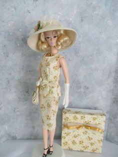 "OOAK Handmade Barbie/Silkstone ""Simply Summer"" by Ann"