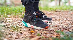 """Puma x Sneaker Freaker Blaze of Glory """"Black Beast"""""""