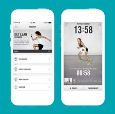 Ditch the personal trainer and download this app.