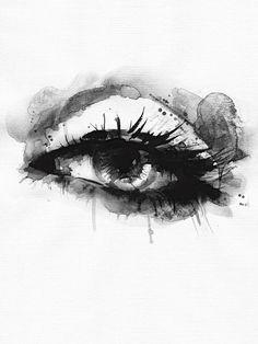 Produktbild - Eye, Tavla