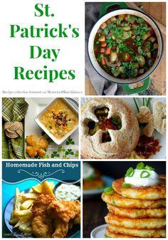 St. Patrick's Day Recipes #StPatricksDay