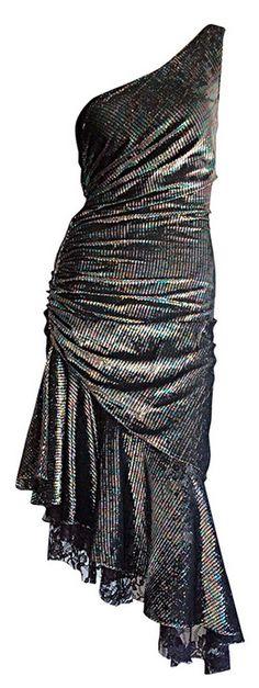 Cocktail Dress - 1980s