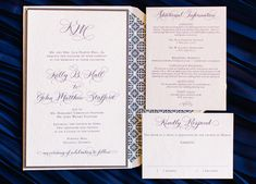 #fullystaffed4415 - Vue Photography The Foundry at Puritan Mill Wedding stationary