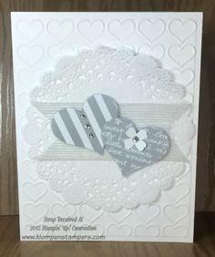 "Klompen Stampers (Stampin' Up! Demonstrator Jackie Bolhuis): Lot's of ""Swaps"" From Convention"