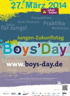 Heute #BoysDay