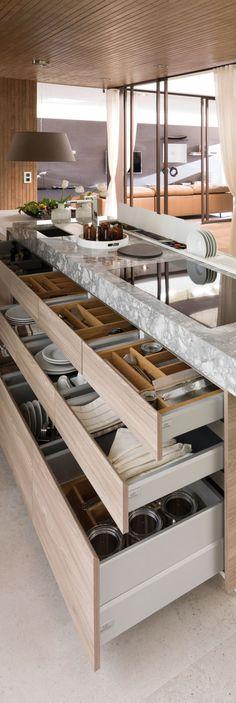 Kitchen Storage Ideas   Kitchen Design